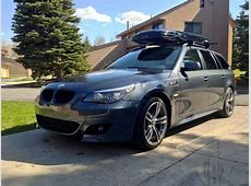 BMW E61 5 Series Touring 5Seriesnet