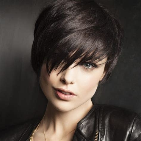 short haircuts 2015 for round faces