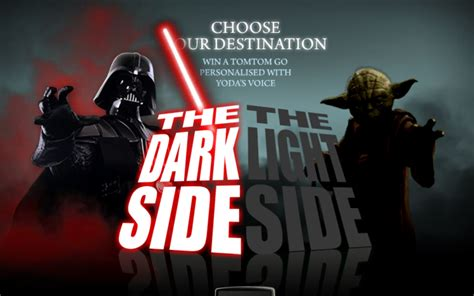 Star Wars i TomToms navigatorer. Right you turn | Feber / Pryl
