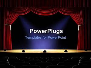 Curtains powerpoint background curtain menzilperdenet for Power plugs powerpoint templates