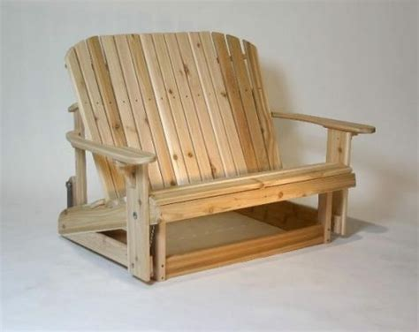 Adirondack Loveseat Plans by Adirondack Loveseat Glider Woodworking Projects Plans