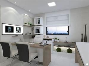 consultorio medico doctor39s office thiago luz With interior design doctor s office