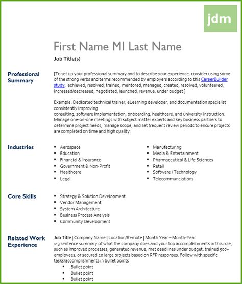 Resume Lookup by Resume Template Free Display Your Initials