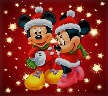Mouse Christmas Minnie Mickey Mini Smile Wallpapers