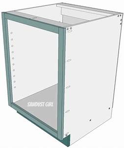 How To Make Cabinet Face Frames MF Cabinets