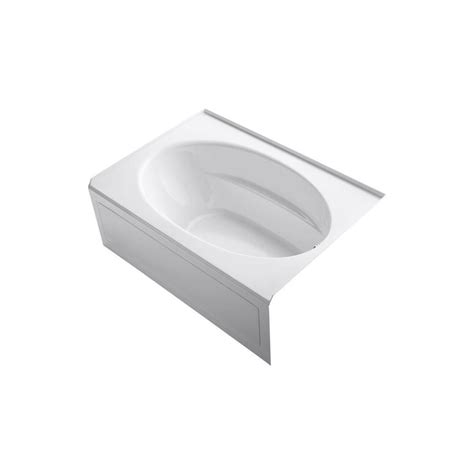 kohler tubs canada kohler windward 5 ft acrylic right drain rectangular