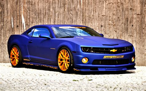 Geiger Chevrolet Camaro Ss Wallpapers Hd Wallpapers Id