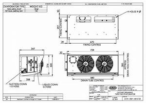 3 5 Tonne Box Body  Road  U0026 Standby   Gah Transport Refrigeration