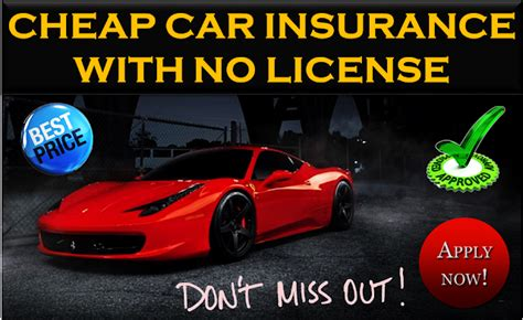 No License Car Insurance - Auto Insurance For People With