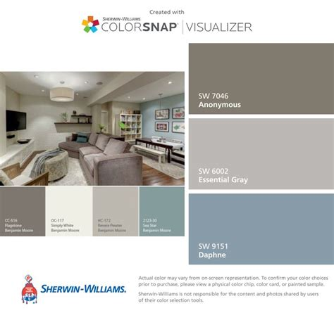 ben colors converted to sherwin williams anonymous