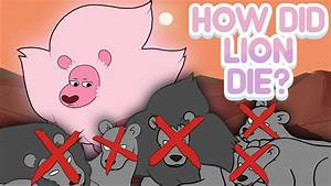 Steven Universe Theory: What Happened to the Lions ...