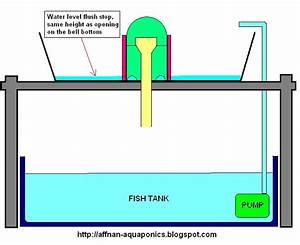 Affnan U0026 39 S Aquaponics  Bell Valve System