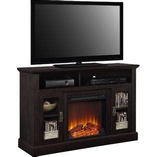 kmart fireplace tv stand dorel home furnishings chicago espresso fireplace tv stand