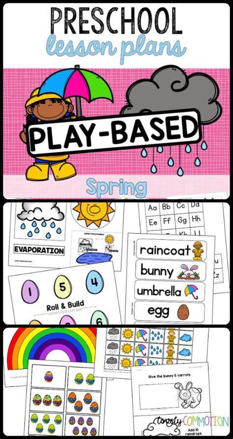 best 25 preschool lesson plans ideas on pre 542 | c286d63b1b0423bad593b3cc95109dd1 preschool lesson plans spring theme