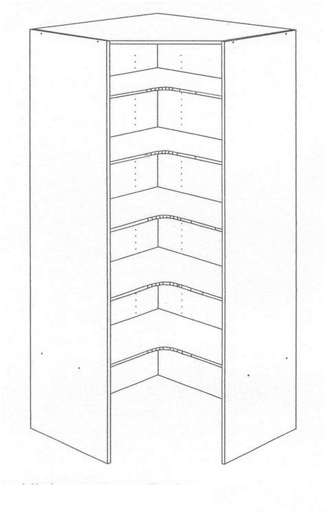 Corner Pantry Cabinet Dimensions by Walk In Corner Pantry Search Kitchen