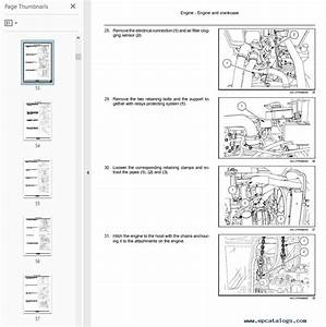 New Holland Tractor Td5 65  75  85  95  105  115 Service Manual Pdf