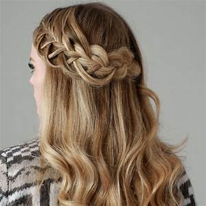 Our Favorite Prom Hairstyles for Medium-Length Hair more com