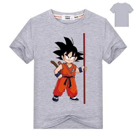 Information about what shirt are and how to get them in roblox. 2019 Summer Dragon Ball Z Goku Short Sleeved T Shirts And ...