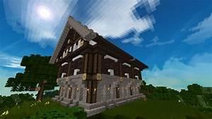 Häuser Im Mittelalter : mittelalterliches herrenhaus in minecraft bauen ~ Lizthompson.info Haus und Dekorationen