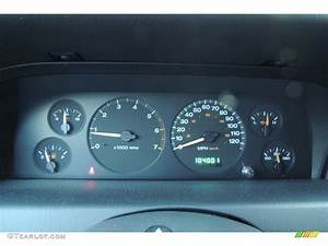 2004 Jeep Grand Cherokee Laredo Gauges Photos