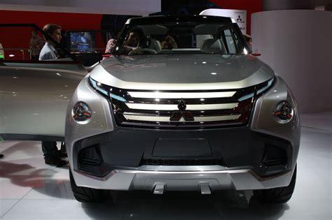 Mitsubishi Concept Gc Phev Indian Autos Blog
