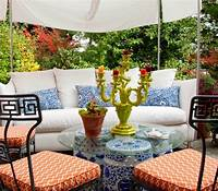 patio decor ideas 20 Bright Spring Terrace And Patio Décor Ideas | DigsDigs