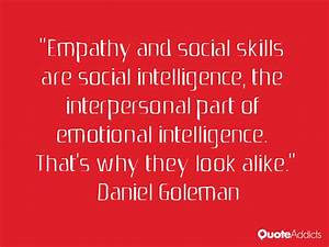 Social Skills Q... Interpersonal Intelligence Quotes