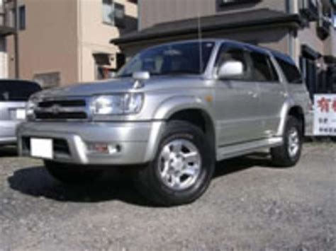 toyota surf car toyota hilux surf ssr tdi picture 2 reviews news