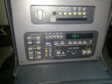 Delco UT4 digital radio for sale - Third Generation F-Body ...