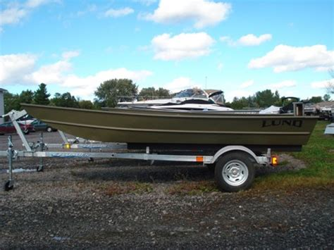 Lund Boats Ontario Dealer by Lund Jon Boats All 2016 New Boat For Sale In Kemptville