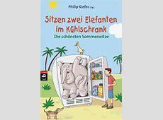 Philip Kiefer Sitzen zwei Elefanten im Kühlschrank Die