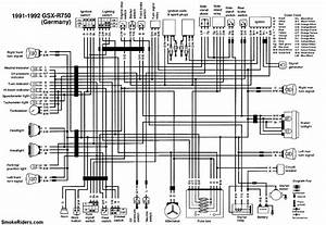 Index Of   Diagrams  Suzuki  Four Gsx