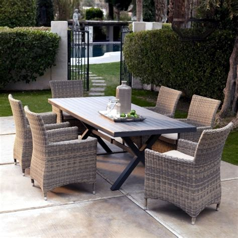 poly rattan garden furniture on trend cheap durable and