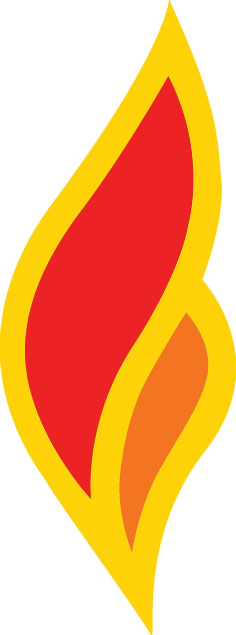 flames clipart clipart candle pencil and in color