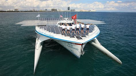 Best Boats In The World Earth Day Ten Of The Best Environmentally Friendly World