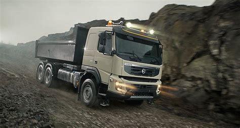 volvo rigid trucks new volvo fmx11 6x6 rigid trucks for sale