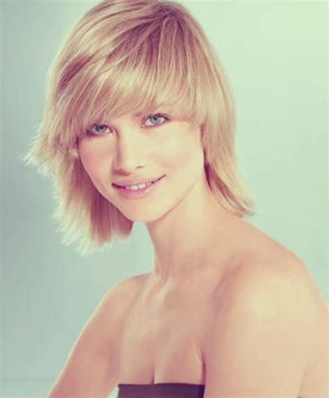 25 short straight hairstyles 2012 2013 short