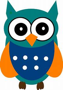 Simple Owl Clipart - Clipart Suggest