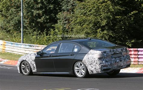 Bmw 7 Series 2020 by 2020 Bmw 7 Series Shows M Sport Package At The Nurburgring
