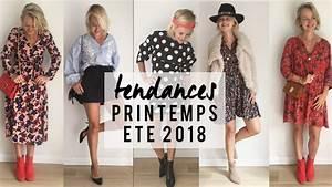 Mode Printemps 2018 : tendances printemps et mode 2018 indispensables mode et ~ Nature-et-papiers.com Idées de Décoration