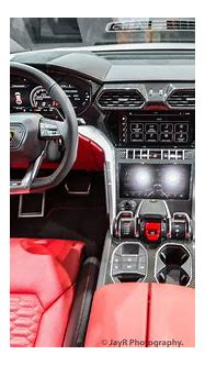 Lamborghini Urus Interior   Very high-tech.   JayRao   Flickr