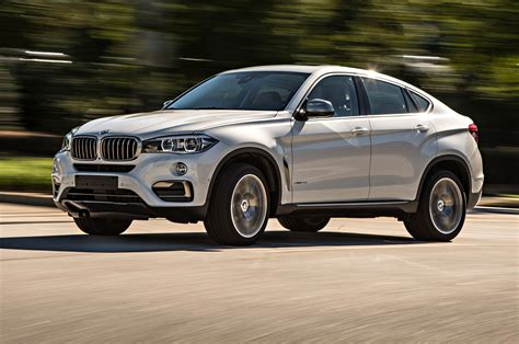 First Reviews Of 2015 Bmw X6 Xdrive50i