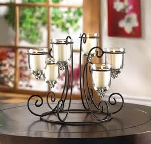 wedding centerpiece candle holder