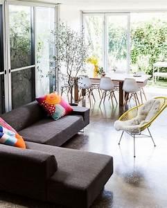 Fauteuil Acapulco Casa : 11 ideas para un comedor de diario con estilo ~ Teatrodelosmanantiales.com Idées de Décoration