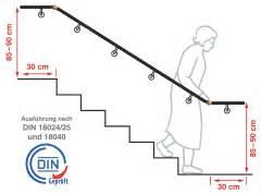 handlauf treppen a vz din 18040 1 treppen