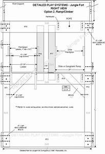 Backyard Swing Set Assembly Diagrams