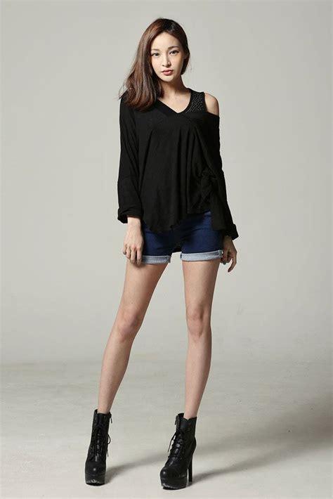Comfy Loose V-Neck Top | Korean Fashion | Pinterest ...