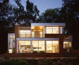 Photo Of Lake Home Design Ideas Ideas by Modern Lake House Plans Smalltowndjs