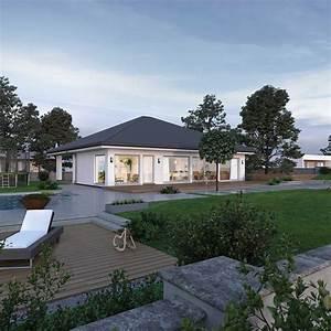 Was Ist Ein Bungalow : ein fertighaus bungalow zum wohlf hlen bungalow 120 ~ Buech-reservation.com Haus und Dekorationen