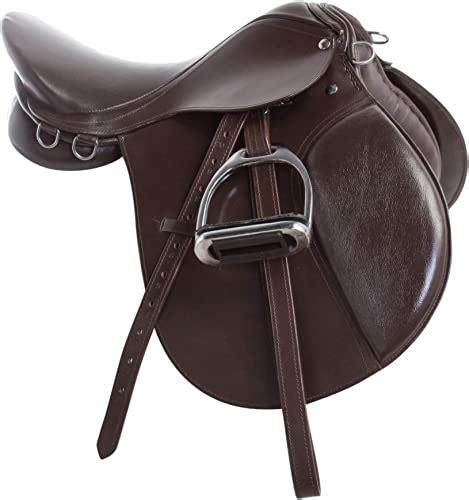 english saddle saddles brown horse buying jumping riding guide